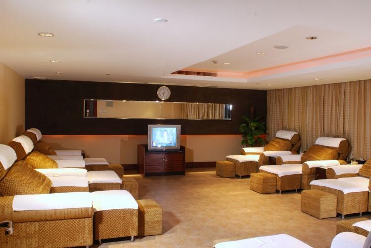 THE GRAND ROYAL HOTEL GUANGZHOU CHINA